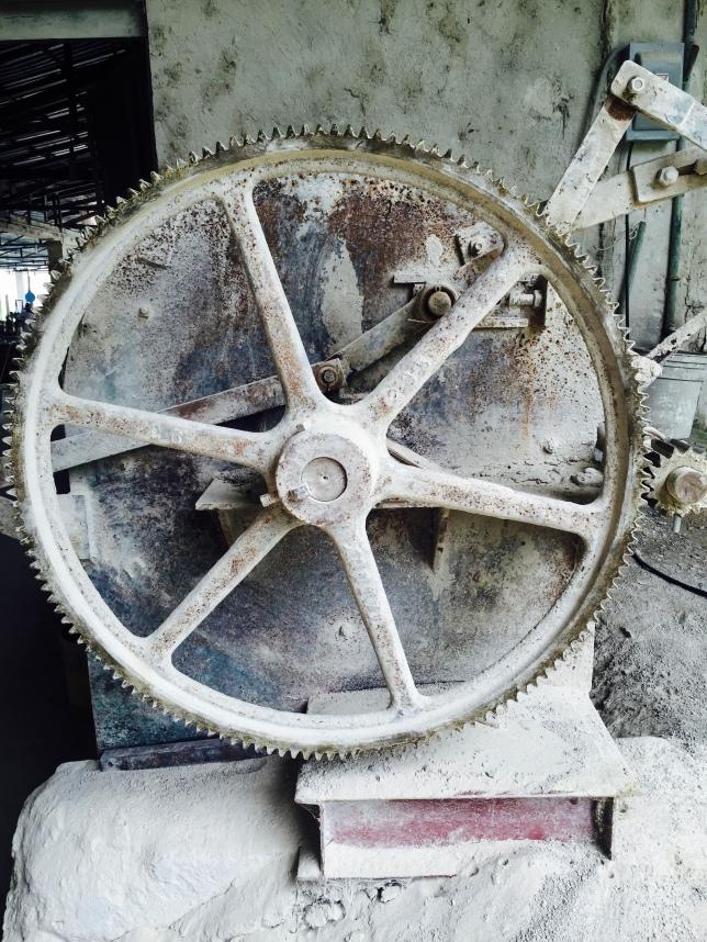 a sifting machine