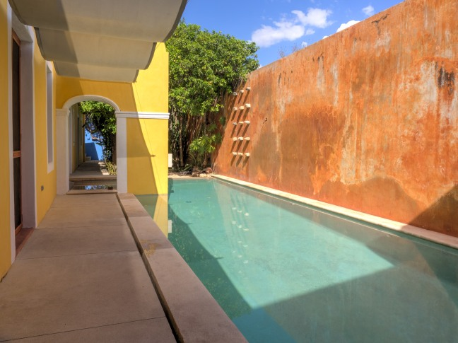 CA pool