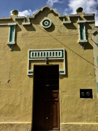 Maya Deco Style