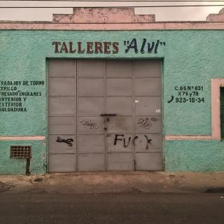 A car repair shop