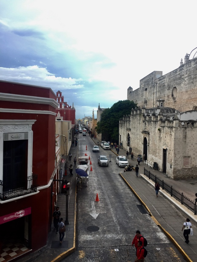 calle 63 from the Governor´s Palace
